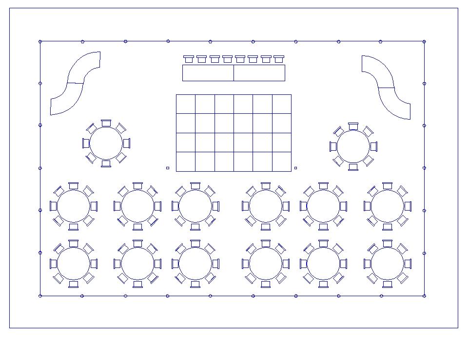 Floor plan wedding 40 x 60 floor plan joy studio design for Free wedding floor plan template